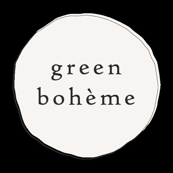 Green Boheme Logo